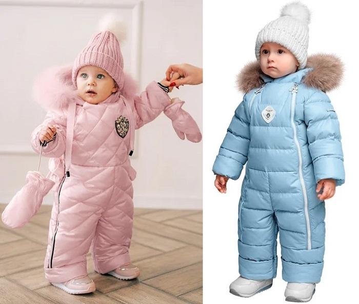 верхняя одежда для новорожденных gnk ajnj
