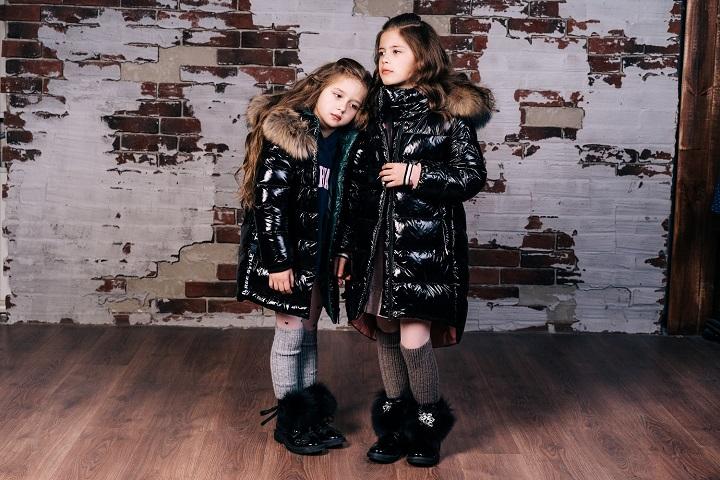 лакированные пальто для девочек фото