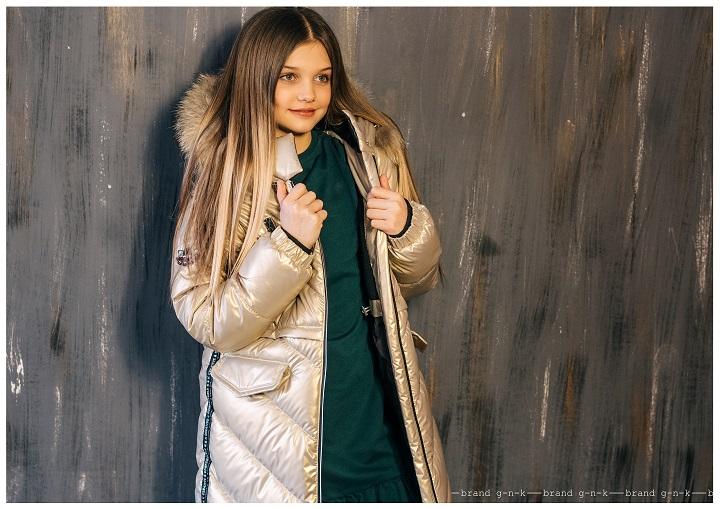 пальто для девочки ЗС-827 фото