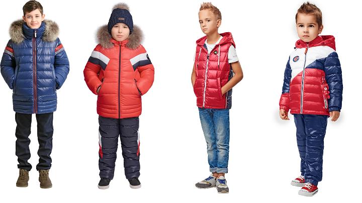 одежда для мальчиков gnk фото