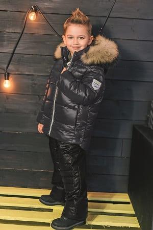 Костюм для мальчика зимний З-813/ЗС-814 фото