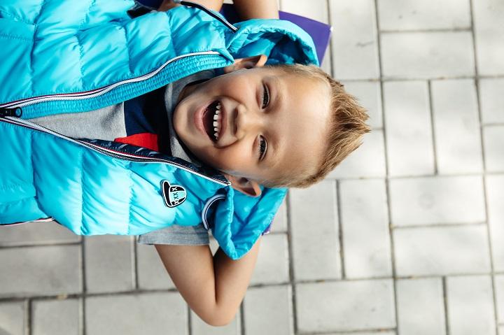 жилет для мальчика gnk фото