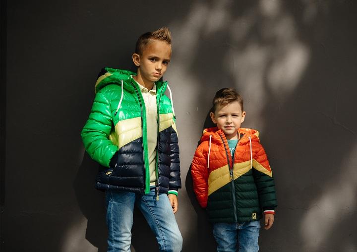 детские демисезонные куртки gnk фото