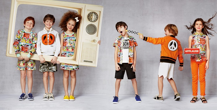 Moschino Kids фото