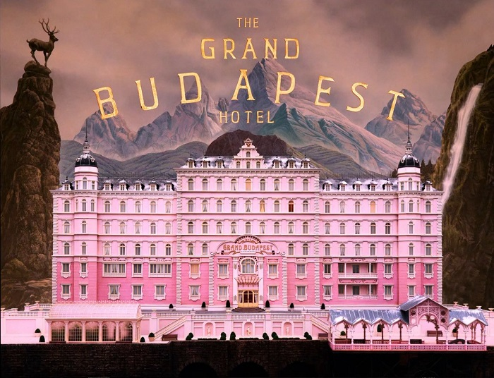 Гранд Отель Будапешт фото