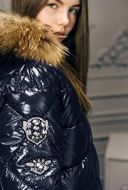 Пальто на девочку-подростка ЗС-823 фото