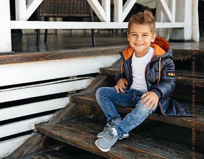 куртка для мальчика с-672