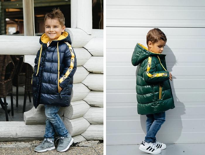 куртка С-670 на мальчика