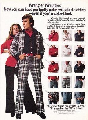 мода 1970х