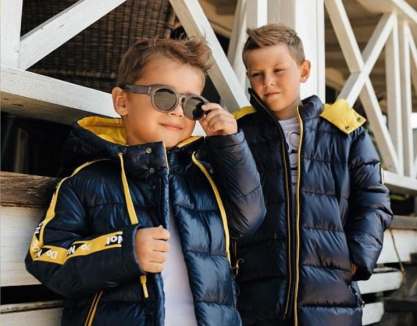 куртки на мальчиков GnK