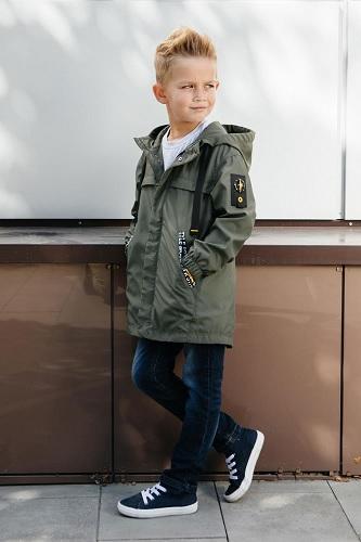 ветровка для мальчика С-697