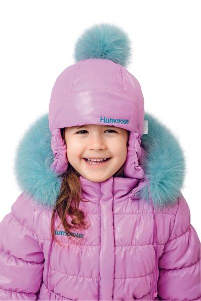 детская зимняя шапка gnk
