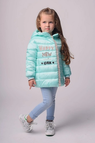 куртка на малышку С-623