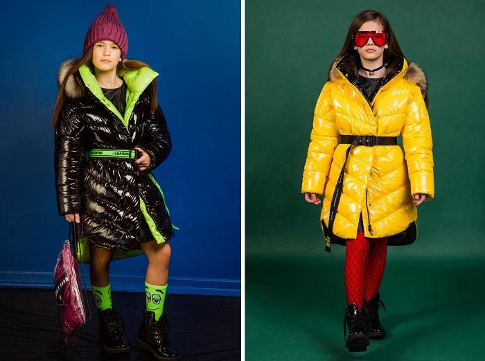 Пальто для девочки ЗС-877