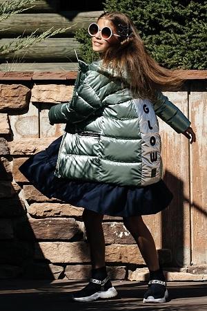 весенняя куртка для девочки gnk