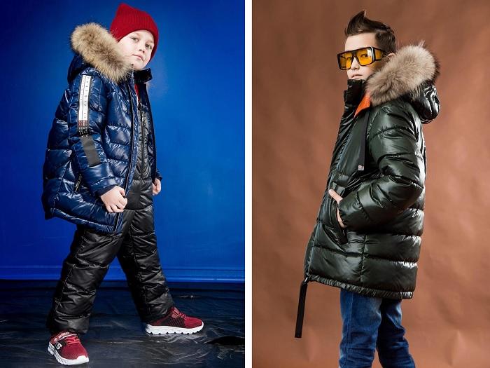куртки для мальчиков gnk