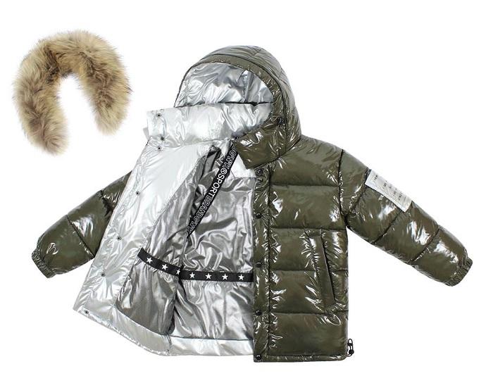 куртка зимняя для мальчика ЗС-887