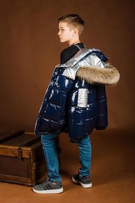 Зимняя куртка для мальчика ЗС-887