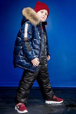 зимний костюм для мальчика З-866/ЗС-867