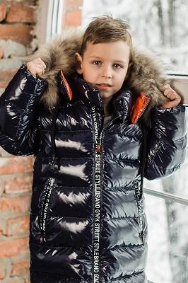 Зимняя куртка для мальчика З-885