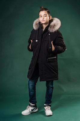 куртка-парка для мальчика ЗС-891