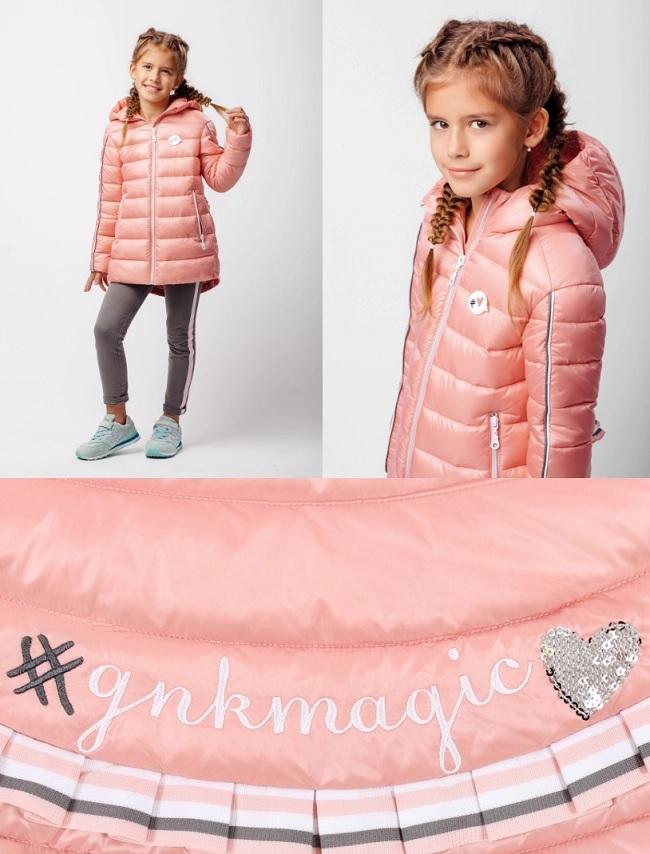 куртка для девочки С-605 фото