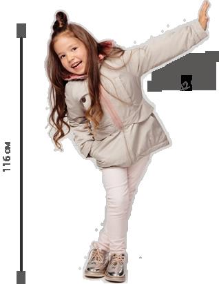 Как подобрать размер одежды ребёнка в интернет-магазине