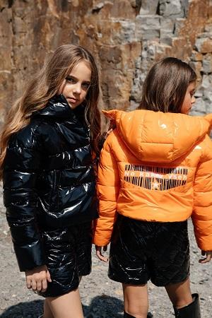 куртку для девочки С-713 фото