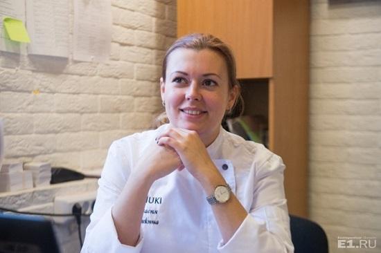 Анастасия Талышкина