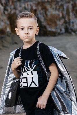 куртка для мальчика gnk