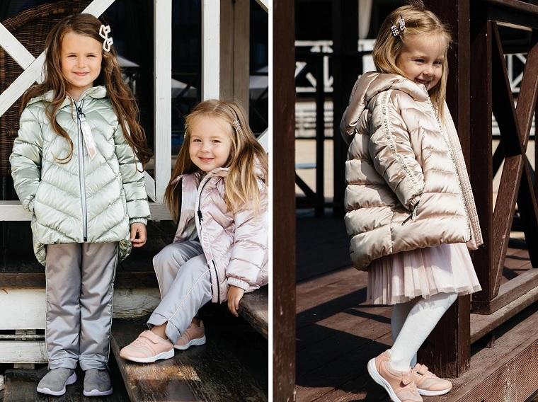 детская весенняя одежда gnk