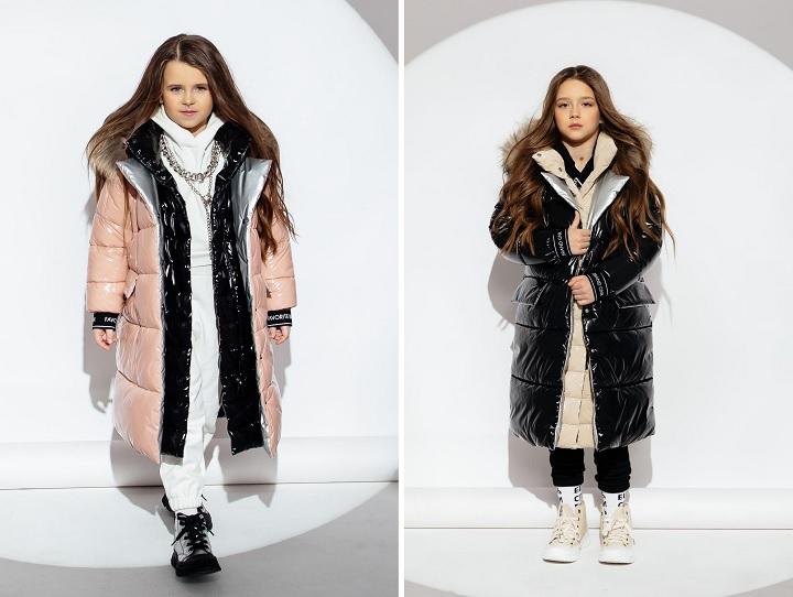 многослойные зимние пальто gnk