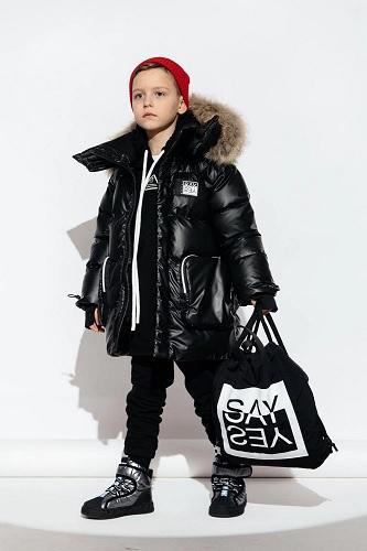 зимняя куртка для мальчика З-930