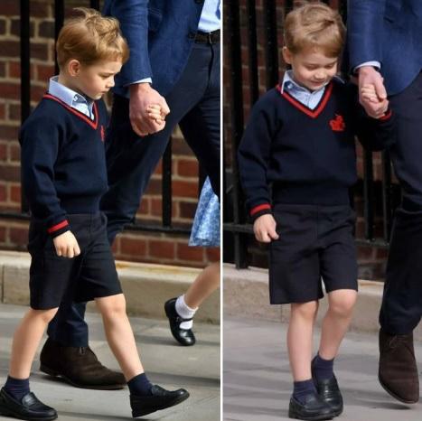 школьная мода в Англии