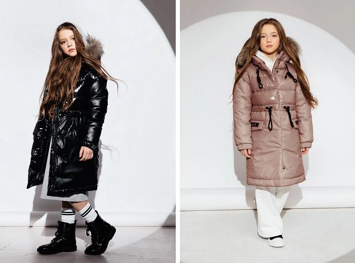 пальто для девочки ЗС-918
